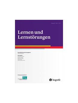 Abbildung von Lernen und Lernstörungen | 8. Jahrgang | 2019