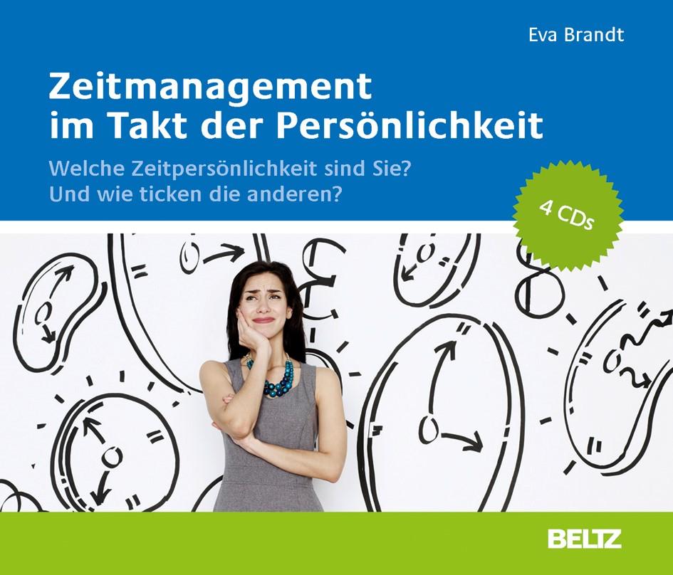 Zeitmanagement im Takt der Persönlichkeit | Brandt | Originalausgabe, 2017 (Cover)