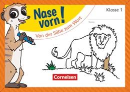 Abbildung von Schramm | 1. Schuljahr - Von der Silbe zum Wort | 1. Auflage | 2017 | beck-shop.de