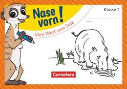 Abbildung von Schramm   1. Schuljahr - Vom Wort zum Satz   1. Auflage   2017   beck-shop.de
