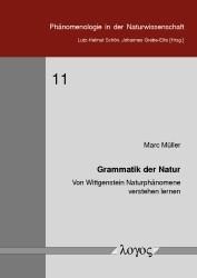 Grammatik der Natur | Müller, 2017 | Buch (Cover)