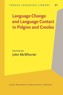 Abbildung von McWhorter | Language Change and Language Contact in Pidgins and Creoles | 2000