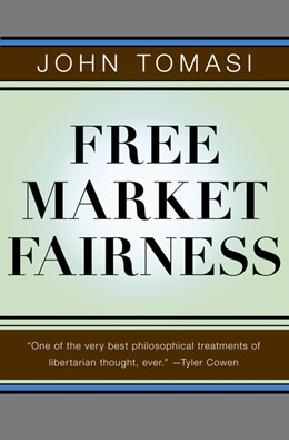 Abbildung von Tomasi | Free Market Fairness | 1. Auflage | 2012 | beck-shop.de