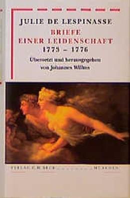 Abbildung von Lespinasse, Julie de | Briefe einer Leidenschaft 1773-1776 | 1997