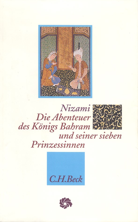 Die Abenteuer des Königs Bahram und seiner sieben Prinzessinnen | Buch (Cover)