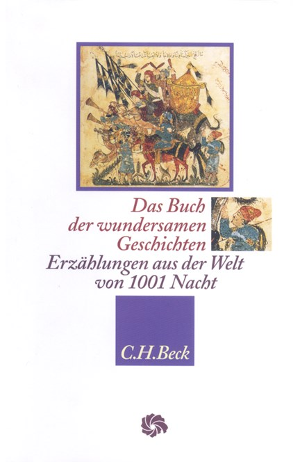 Cover: , Das Buch der wundersamen Geschichten