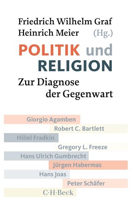 Cover: , Politik und Religion
