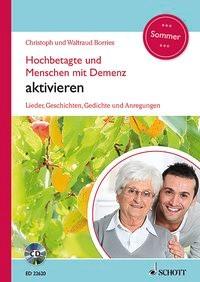 Hochbetagte und Menschen mit Demenz aktivieren | Borries, 2017 | Buch (Cover)