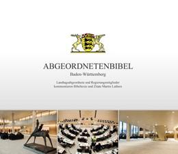Abbildung von Gerwin | Abgeordnetenbibel Baden-Württemberg | 2017 | Landtagsabgeordnete und Regier...