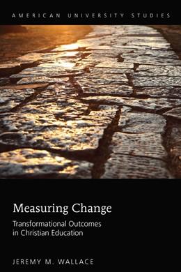Abbildung von Wallace | Measuring Change | 1. Auflage | 2017 | beck-shop.de