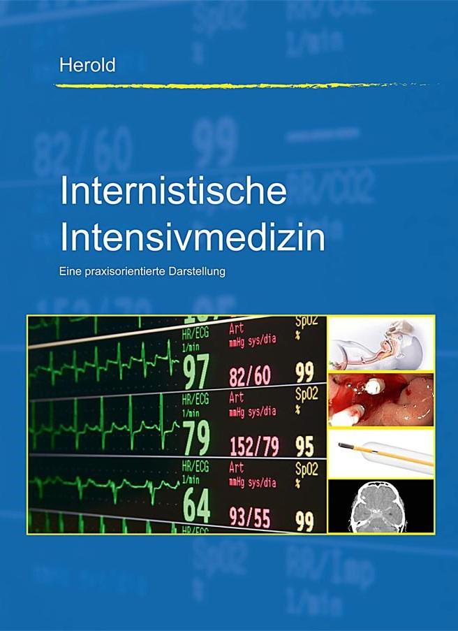 Internistische Intensivmedizin | Herold | 7. Auflage, 2017 | Buch (Cover)