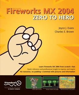 Abbildung von Brown / Evans | Fireworks MX 2004 Zero to Hero | 1st ed. | 2004