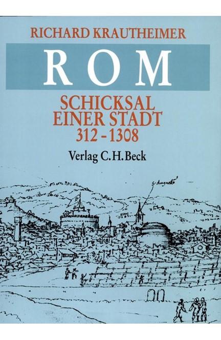 Cover: Richard Krautheimer, Rom