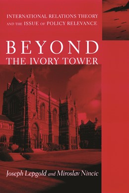 Abbildung von Lepgold / Nincic | Beyond the Ivory Tower | 2001