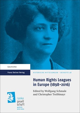 Abbildung von Schmale / Treiblmayr | Human Rights Leagues in Europe (1898-2016) | 2017