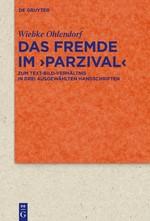 Das Fremde im >Parzival< | Ohlendorf, 2017 | Buch (Cover)
