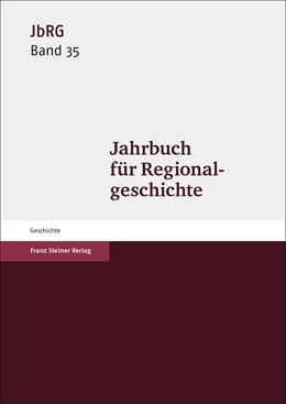 Abbildung von Häberlein | Jahrbuch für Regionalgeschichte 35 (2017) | 1. Auflage | 2017 | beck-shop.de