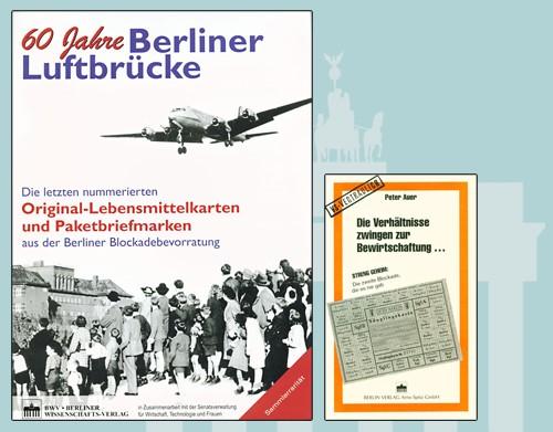 Abbildung von / Auer   60 Jahre Berliner Luftbrücke   2008