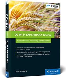 Abbildung von Schmalzing | CO-PA in SAP S/4HANA Finance | 2018 | Business Processes, Functional...