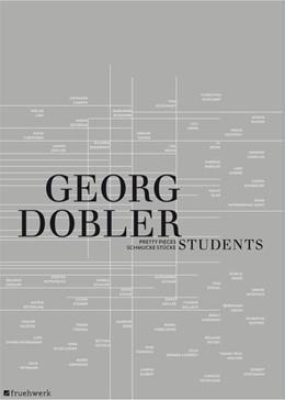 Abbildung von Dobler | Georg Dobler Students - Pretty Pieces. Schmucke Stücke | 1. Auflage | 2017 | beck-shop.de