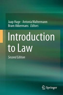 Abbildung von Hage / Waltermann | Introduction to Law | 2. Auflage | 2017 | beck-shop.de