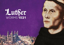 Abbildung von Luther in Worms 1521   1. Auflage   2017   beck-shop.de