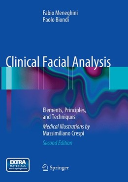 Abbildung von Meneghini / Biondi   Clinical Facial Analysis   Softcover reprint of the original 2nd ed. 2012   2017   Elements, Principles, and Tech...