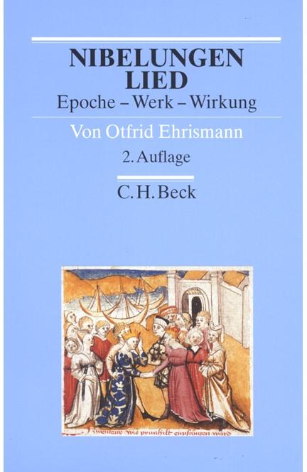 Cover: Otfrid Ehrismann, Nibelungenlied