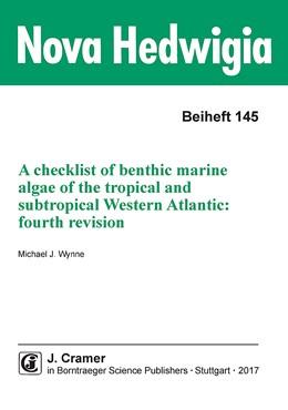 Abbildung von Wynne   A checklist of benthic marine algae of the tropical and subtropical Western Atlantic. fourth revision   fourth revision   2017