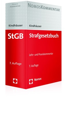 Strafgesetzbuch   Kindhäuser   Buch (Cover)
