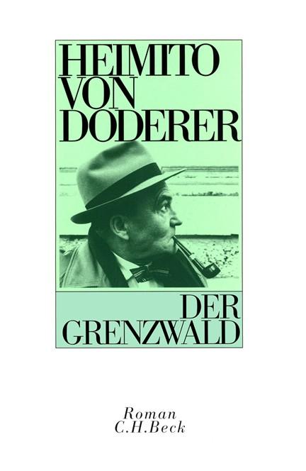 Cover: Heimito Doderer, Der Grenzwald