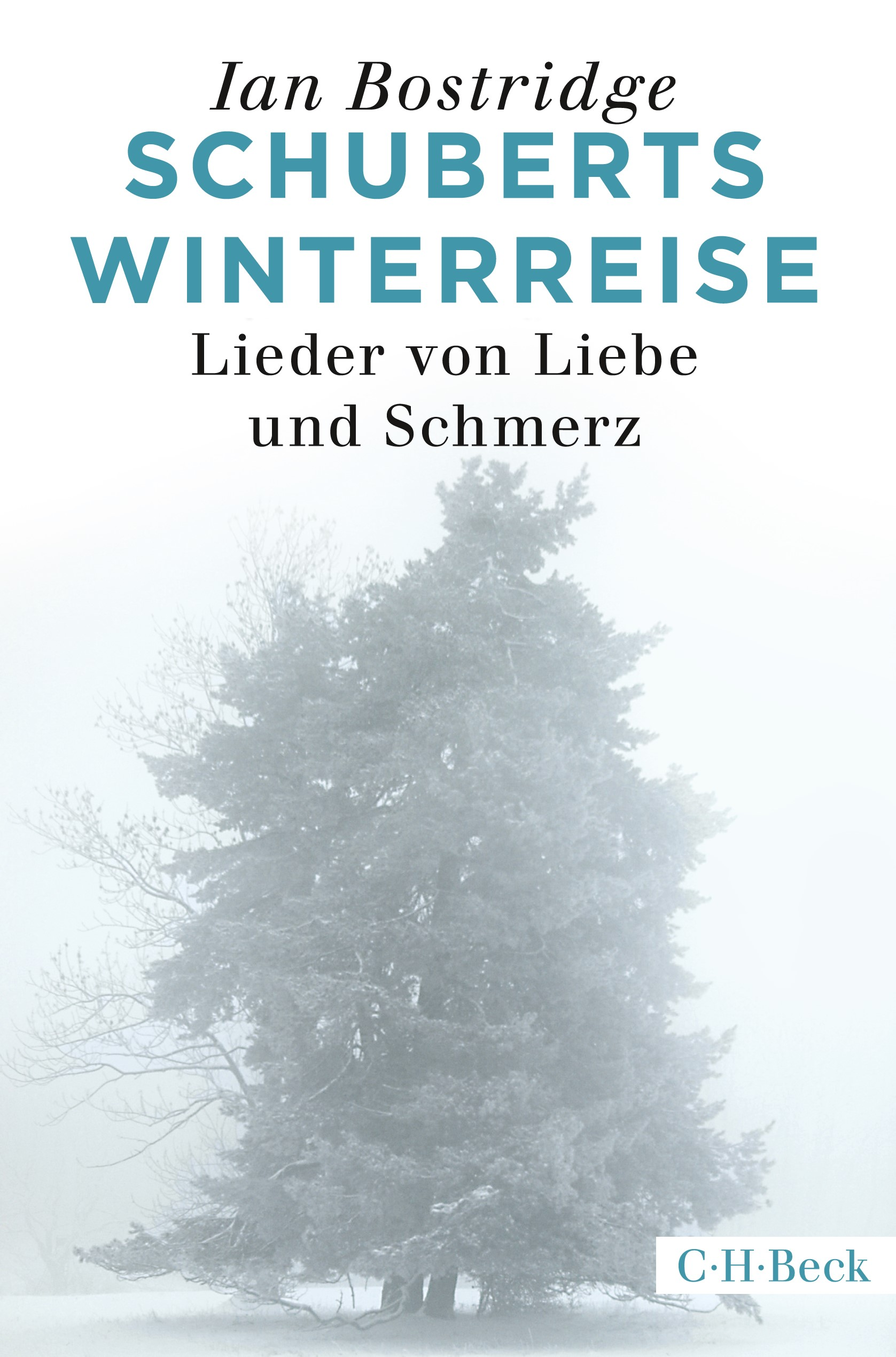 Schuberts Winterreise | Bostridge, Ian, 2017 | Buch (Cover)