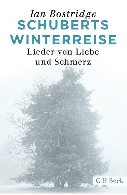 Cover: Ian Bostridge, Schuberts Winterreise