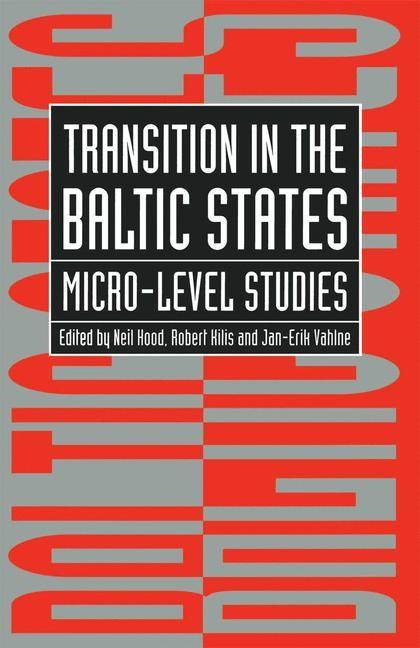 Abbildung von Kilis / Vahlne / Hood | Transition in the Baltic States | 1997 | 1997