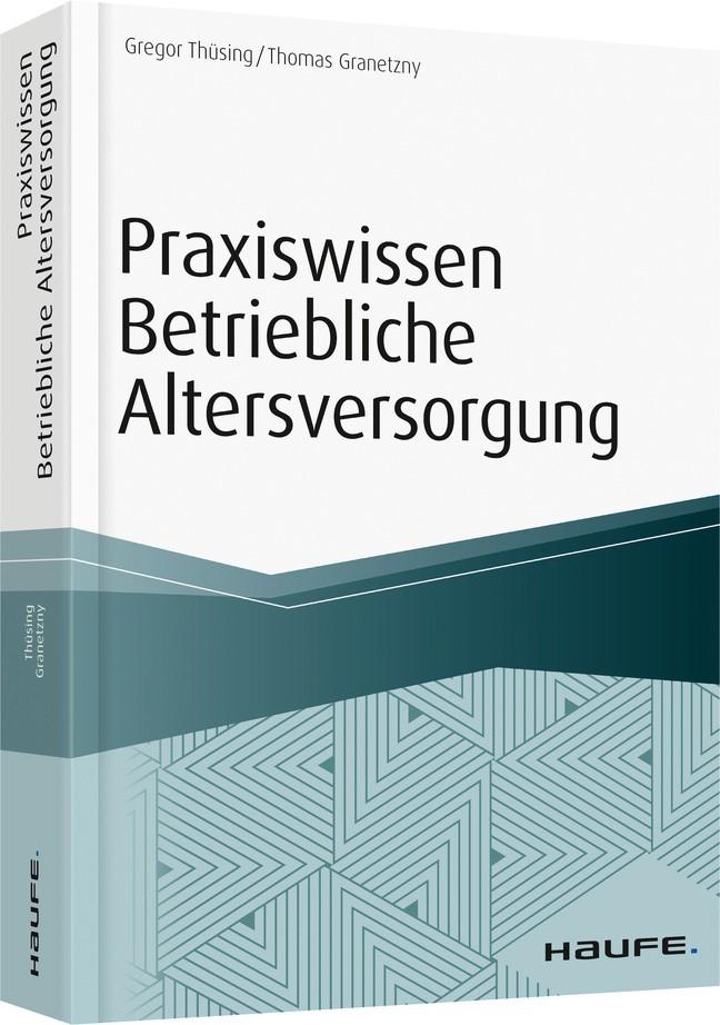 Praxiswissen betriebliche Altersversorgung | Thüsing / Granetzny, 2017 | Buch (Cover)