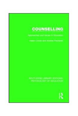 Abbildung von Cowie / Pecherek | Counselling | 1. Auflage | 2017 | beck-shop.de