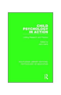 Abbildung von Harris | Child Psychology in Action | 1. Auflage | 2017 | beck-shop.de