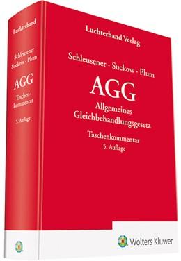 Abbildung von Schleusener / Suckow / Plum | AGG | 5. Auflage | 2019 | Allgemeines Gleichbehandlungsg...