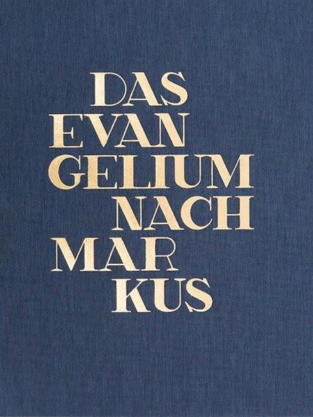 Das Evangelium nach Markus   Brandl / Banzer, 2017   Buch (Cover)