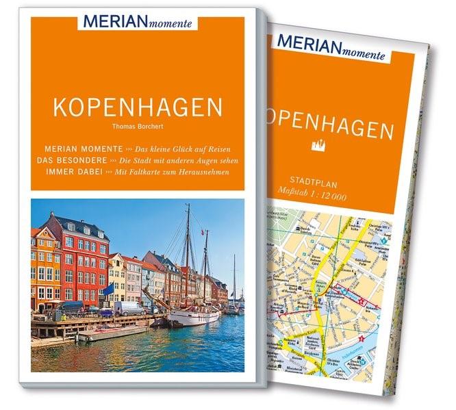 MERIAN momente Reiseführer Kopenhagen | Borchert, 2017 | Buch (Cover)