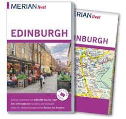 Abbildung von Wündrich   MERIAN live! Reiseführer Edinburgh   2017   Mit Extra-Karte zum Herausnehm...