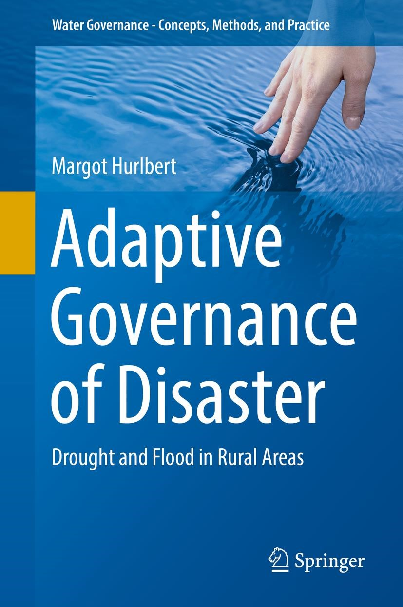 Adaptive Governance of Disaster | A. Hurlbert, 2017 | Buch (Cover)