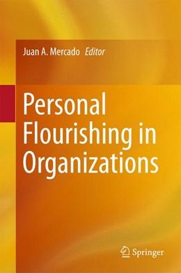 Abbildung von Mercado   Personal Flourishing in Organizations   2017