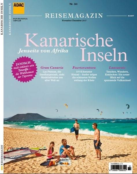 Abbildung von ADAC Reisemagazin Kanarische Inseln | 2017