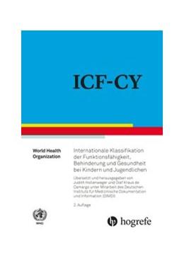 Abbildung von WHO – World Health Organization WHO Press Mr Ian Coltart | ICF–CY | 2017 | Internationale Klassifikation ...
