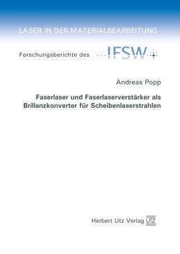 Abbildung von Popp | Faserlaser und Faserlaserverstärker als Brillanzkonverter für Scheibenlaserstrahlen | 2017 | 85