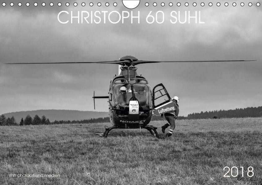 Christoph 60 Suhl (Wandkalender 2018 DIN A4 quer) Dieser erfolgreiche Kalender wurde dieses Jahr mit gleichen Bildern und aktualisiertem Kalendarium wiederveröffentlicht. | Heinz | 4. Edition 2017., 2017 (Cover)