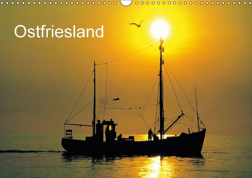 Ostfriesland (Wandkalender 2018 DIN A3 quer) | Boyungs / Großmann / Steinkamp | 5. Edition 2017, 2017 (Cover)