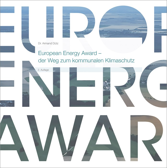 European Energy Award - der Weg zum kommunalen Klimaschutz | Dütz | 2. Auflage, 2017 | Buch (Cover)
