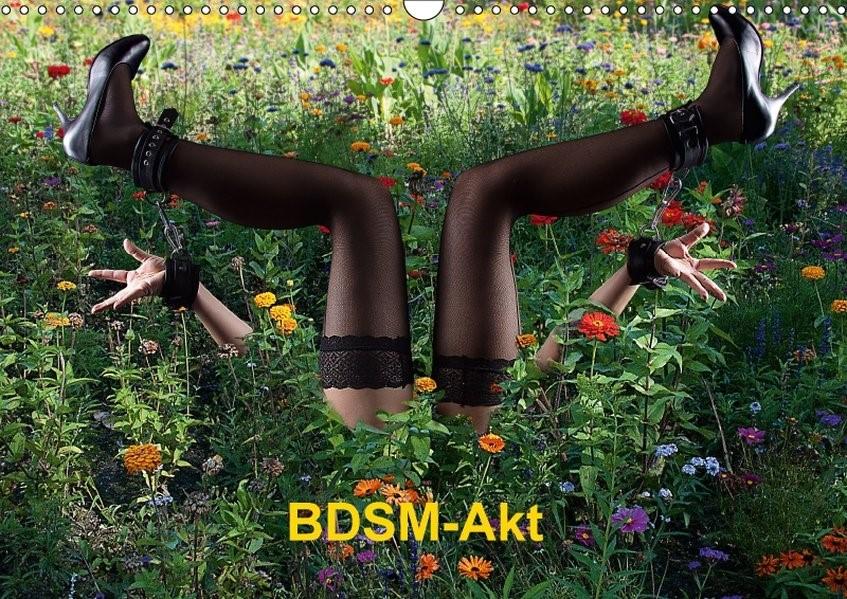 BDSM-Akt (Wandkalender 2018 DIN A3 quer) | Bradel | 5. Edition 2017, 2017 (Cover)